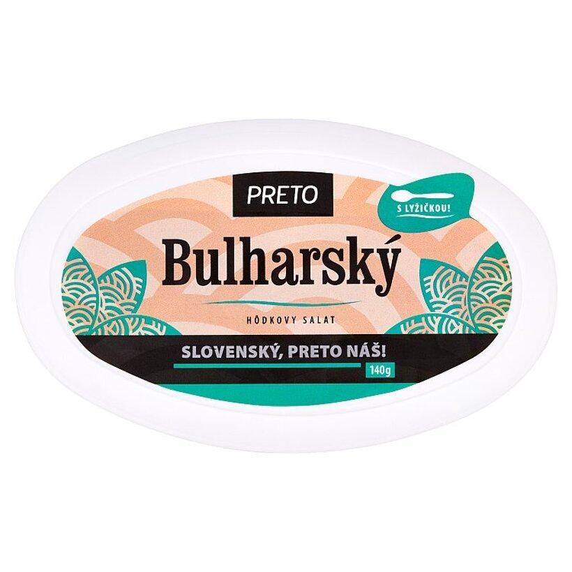 Ryba Žilina Preto Bulharský šalát 140 g