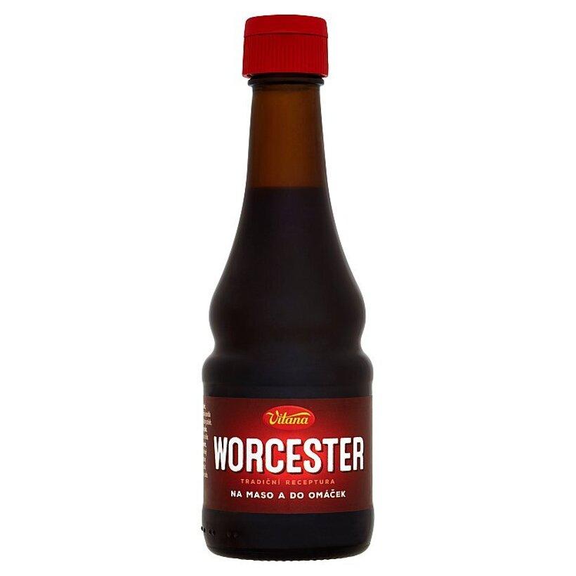 Vitana Worcester tekuté ochucovadlo 160 ml