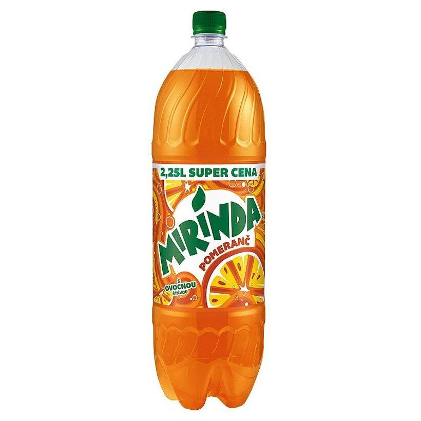 Mirinda Pomaranč 2,25 l