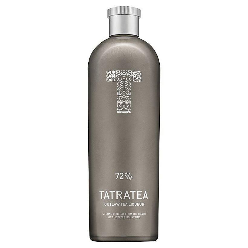 Karloff Tatratea 72% zbojnícky 0,7 l