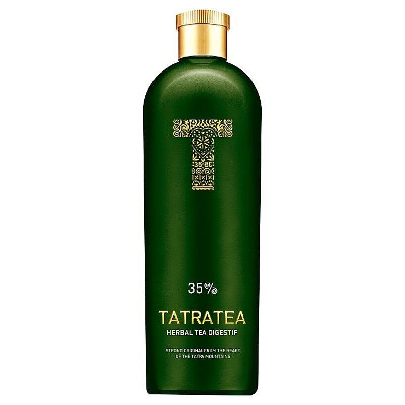 Karloff Tatratea 35% herbal 0,7 l