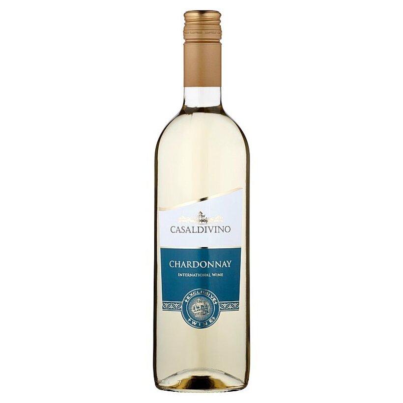 Casaldivino Chardonnay víno biele suché 0,75 l
