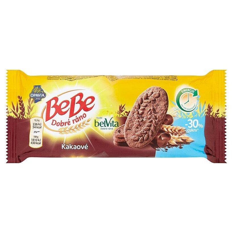 Opavia BeBe Dobré ráno kakaové 50 g