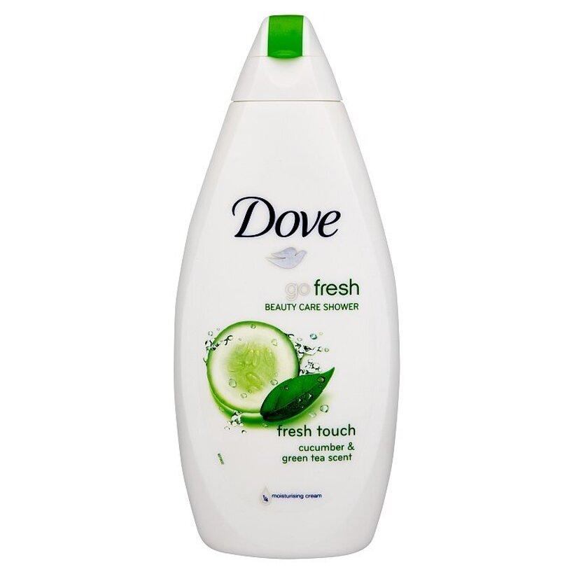 Dove Go Fresh Fresh Touch sprchovací gél uhorka a zelený čaj 500 ml