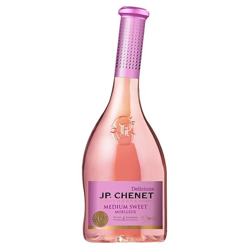 JP. CHENET Medium Sweet ružové víno 750 ml