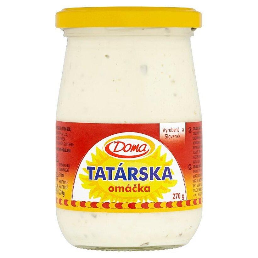 Doma Tatárska omáčka 270 g
