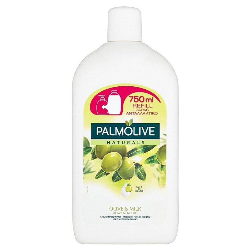 Palmolive Naturals Olive & Milk tekuté mydlo náplň 750 ml