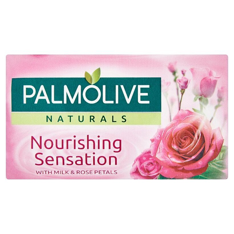 Palmolive Naturals Nourishing Sensation tuhé mydlo 90 g