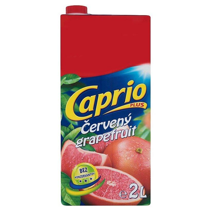 Caprio Plus Červený grapefruit 2 l