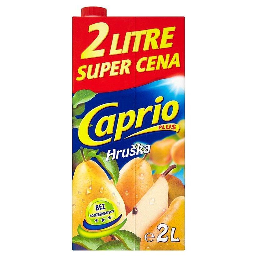 Caprio Plus Hruška 2 l