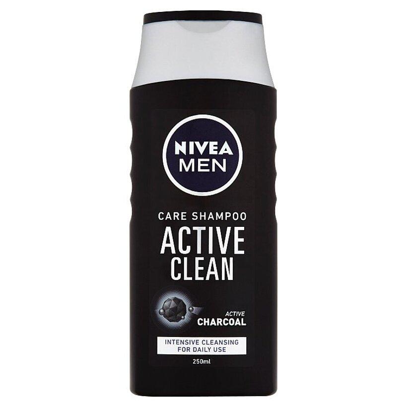 Nivea Men Active Clean Šampón pre mužov 250 ml