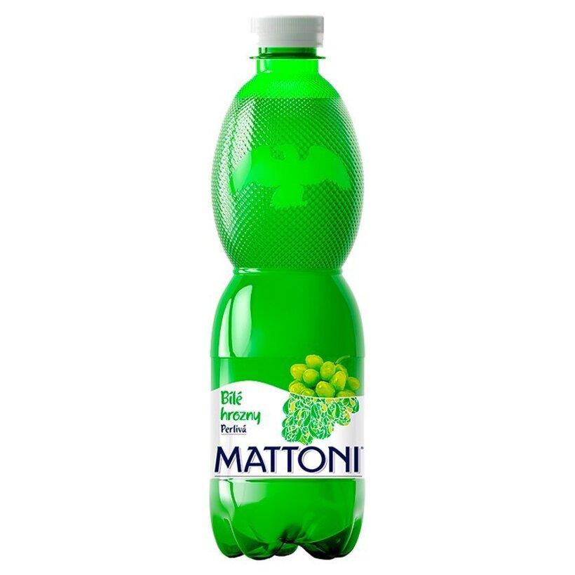 Mattoni Biele hrozno perlivá 0,5 l