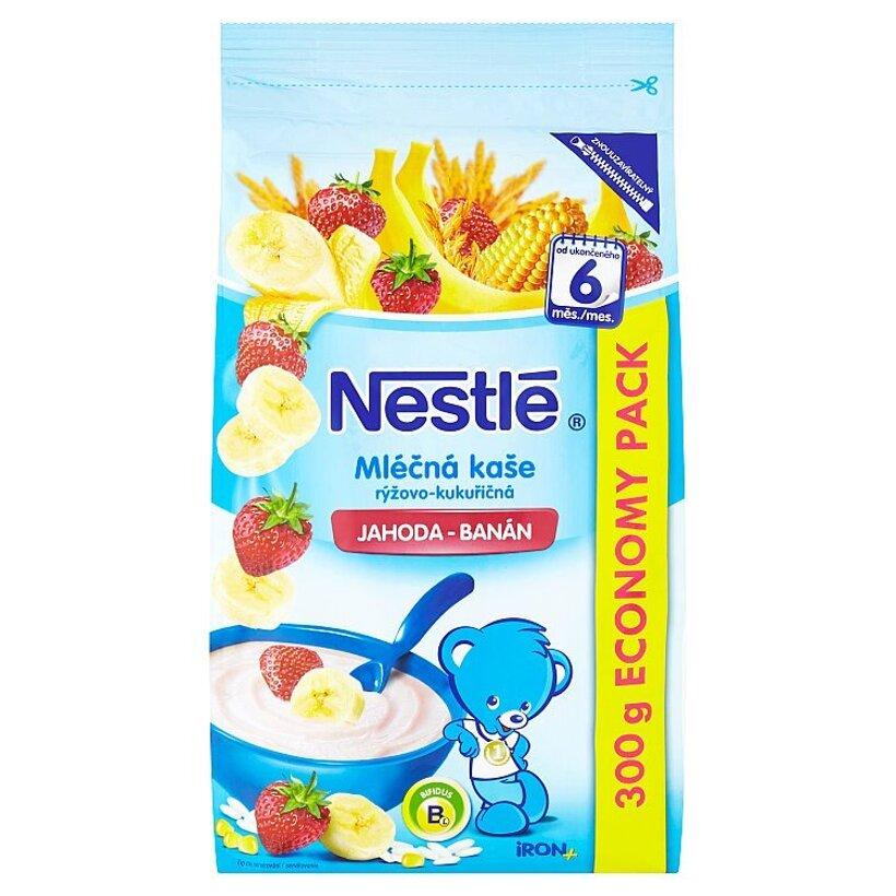 Nestlé Mliečna kaša jahoda - banán 300 g