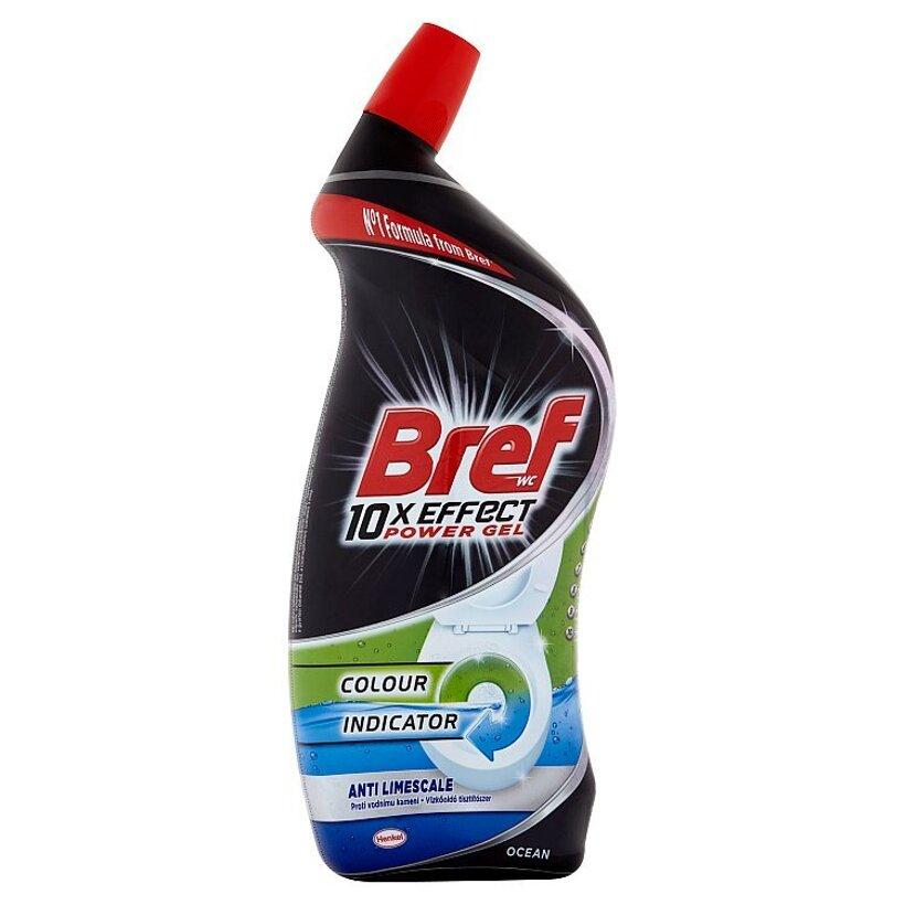 Bref 10x Effect Power Gel Anti Limescale Ocean 700 ml