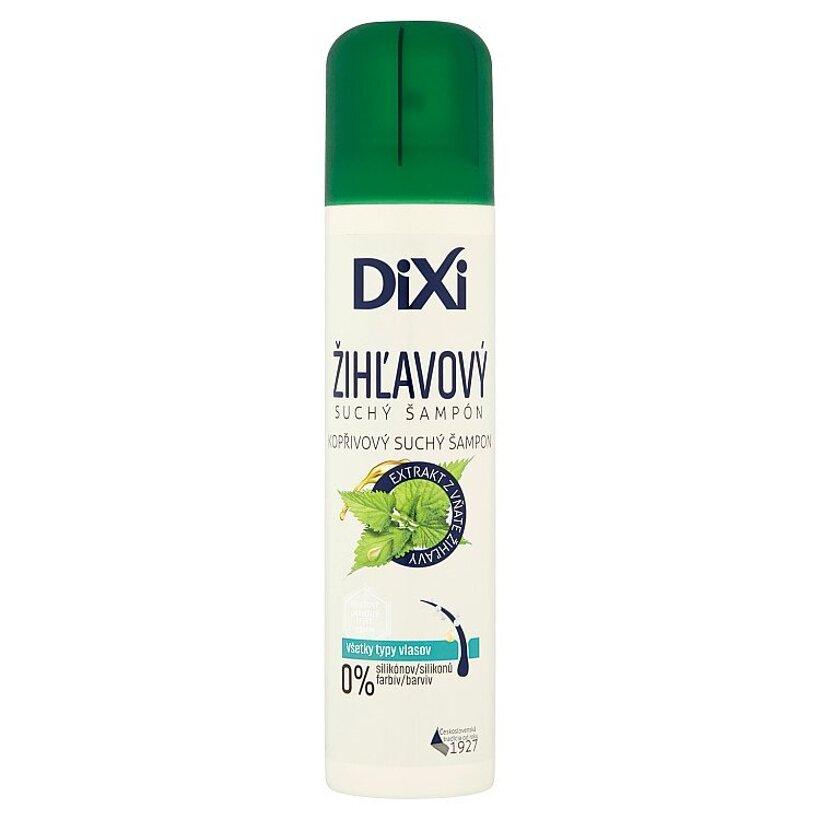 Dixi Žihľavový suchý šampón 180 ml