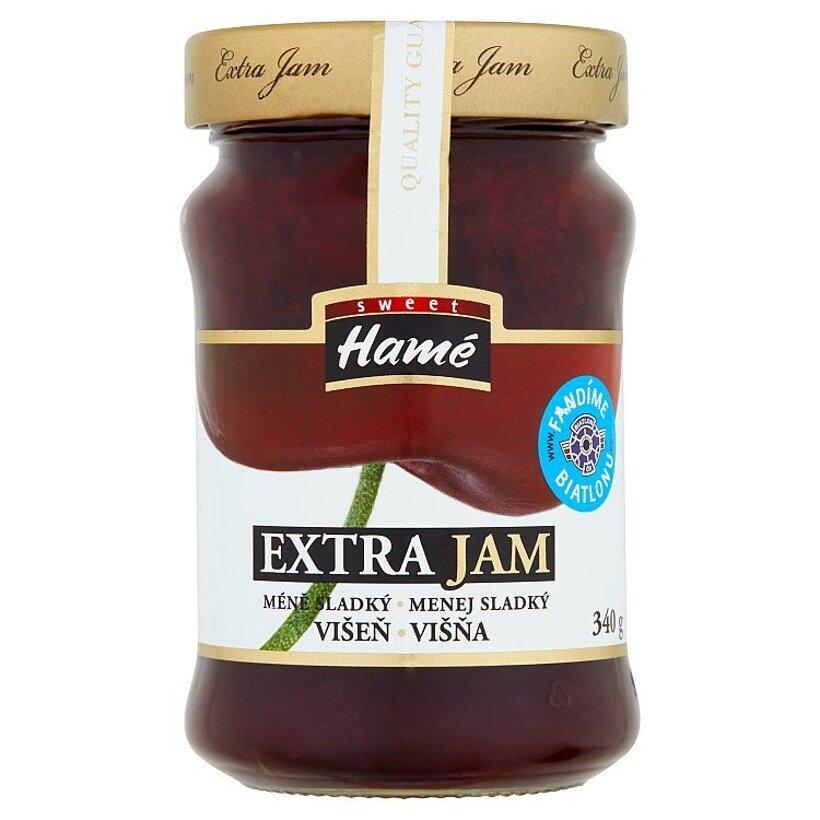 Hamé Extra Jam Višňa 340 g