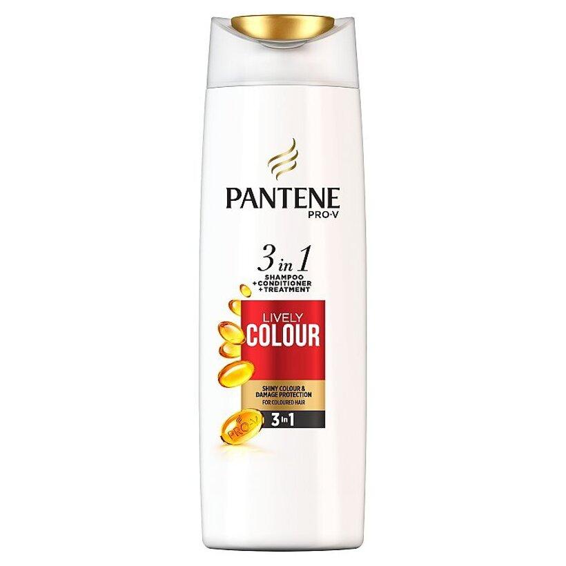 Pantene Pro-V Colour Protect Šampón 3 v 1, 225 ml
