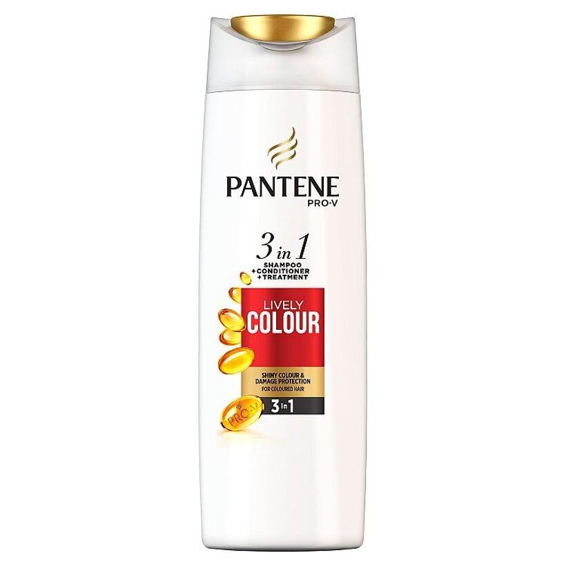 Pantene Pro-V Colour Protect Šampón 3 v 1 360 ml