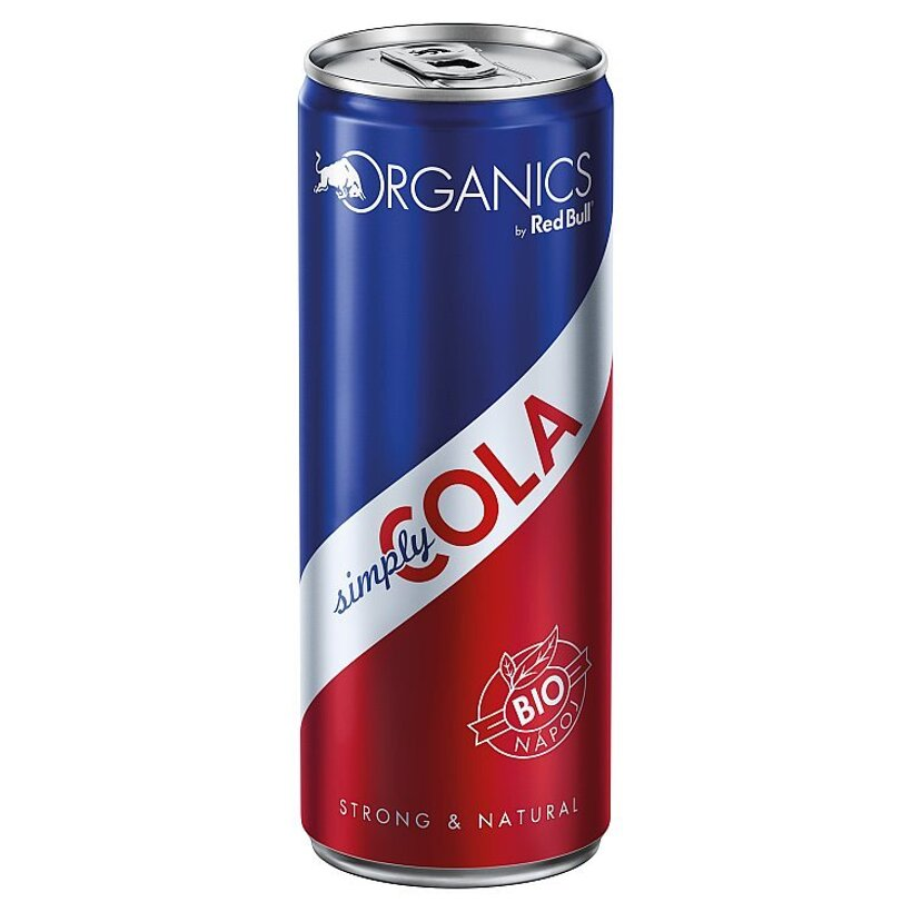 ORGANICS Simply Cola by Red Bull 250 ml