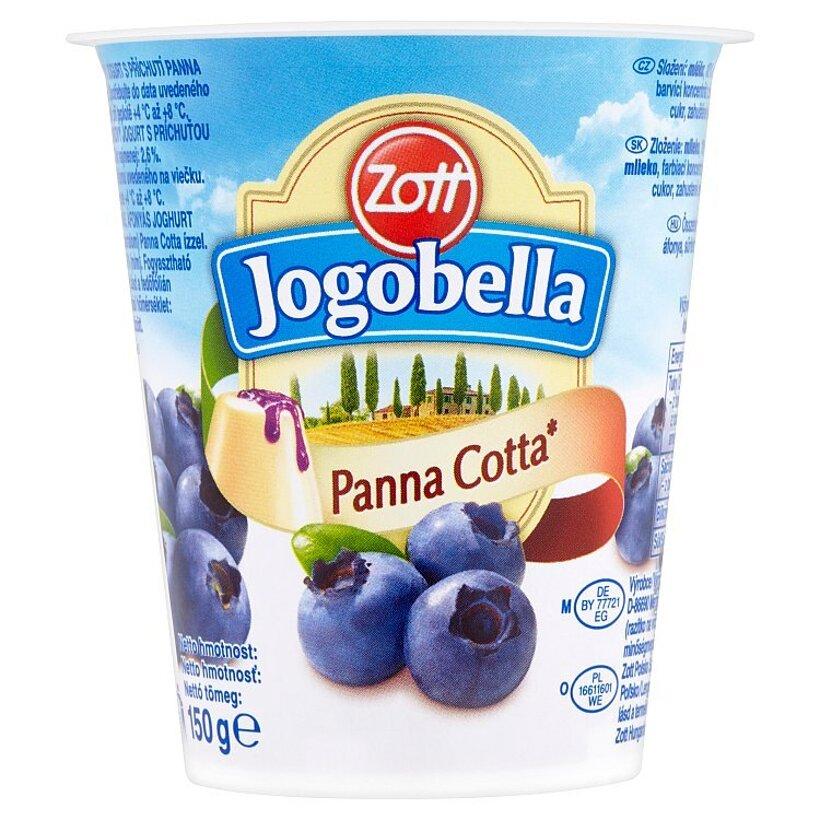 Zott Jogobella Panna Cotta jogurt 150 g