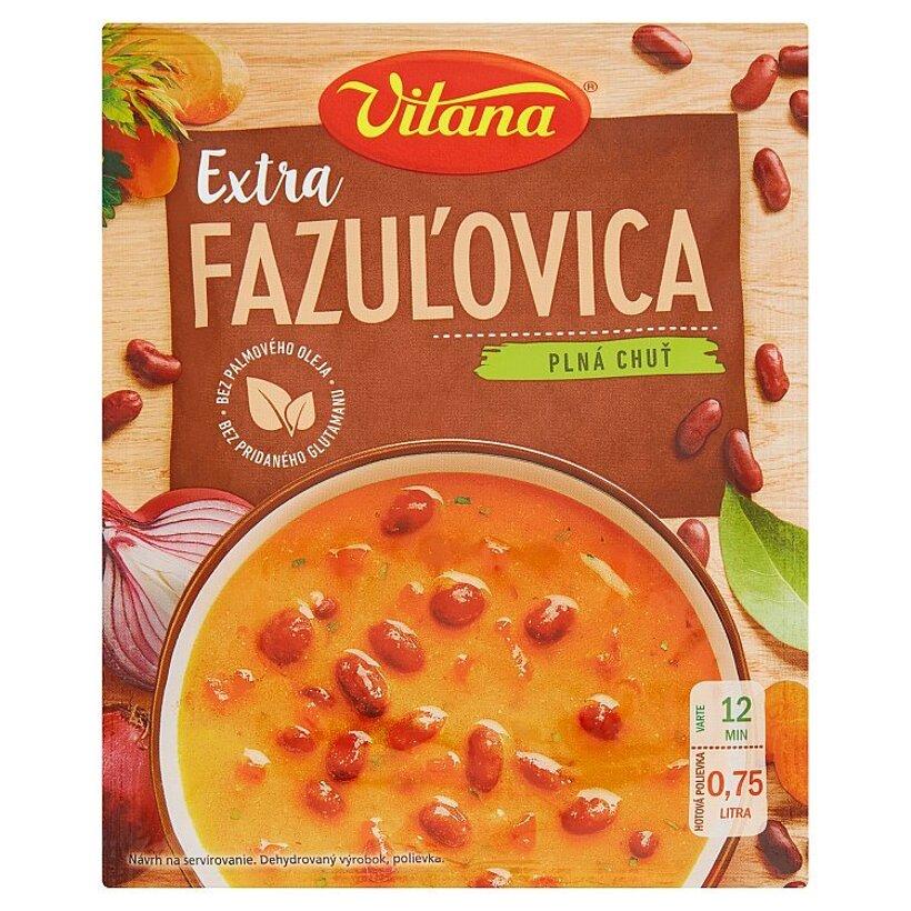 Vitana Extra fazuľovica 89 g