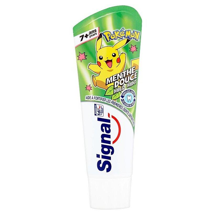 Signal Pokémon zubná pasta 7+ rokov 75 ml