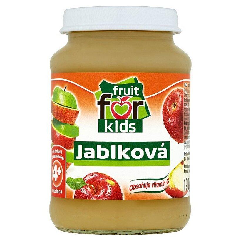 Fruit for Kids Dojčenská výživa jablková 190 g