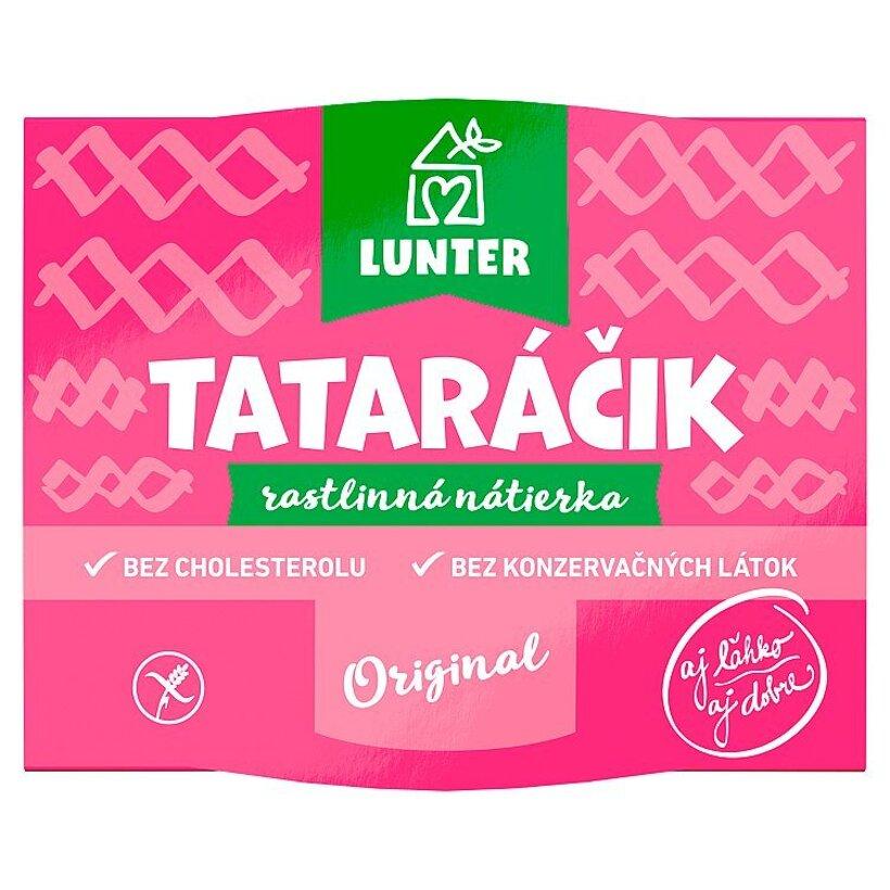 Lunter Tataráčik rastlinná nátierka 115 g