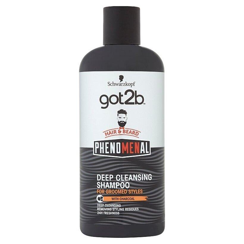 got2b hĺbkovo čistiaci šampón Phenomenal 250 ml
