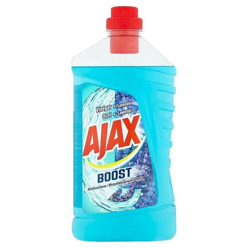 Ajax Boost Vinegar & Lavender čistič povrchov pre domácnosť 1 l