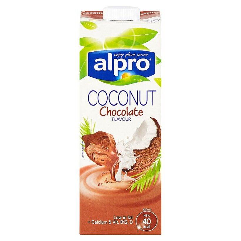 Alpro Kokosový nápoj s čokoládovou arómou 1 l