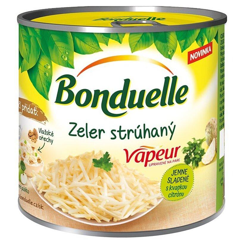 Bonduelle Vapeur Zeler strúhaný 275 g