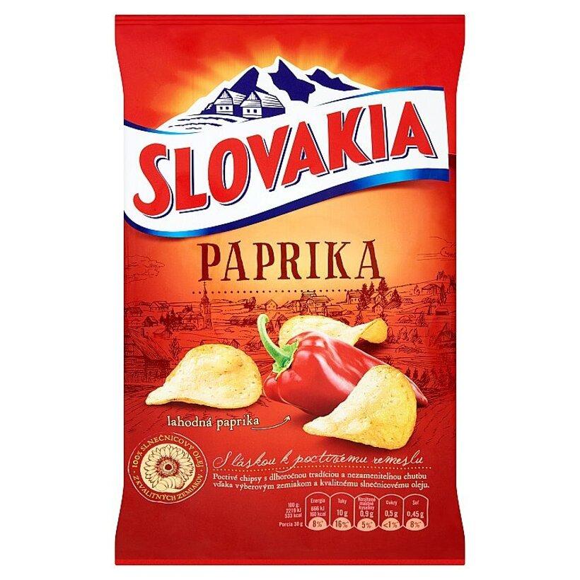 Slovakia Chips Paprika 70 g
