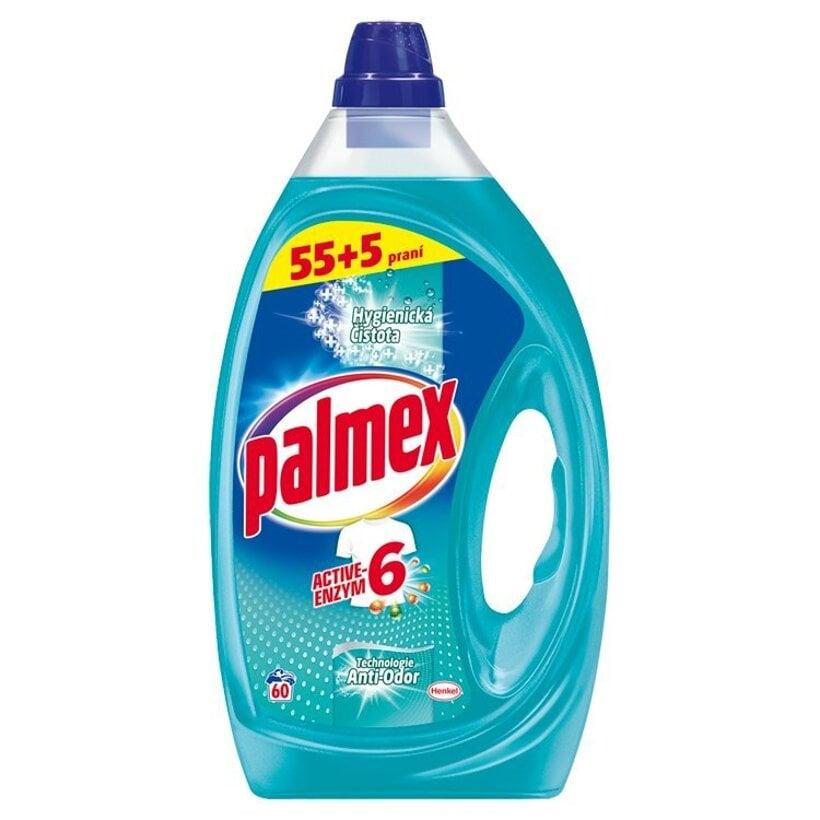 Palmex Active-Enzym 6 prací prostriedok 60 praní 3,00 l