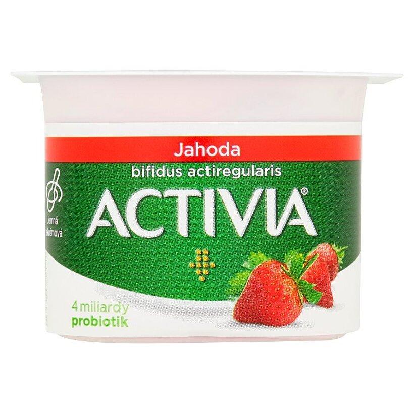 Danone Activia Jogurt jahoda 120 g