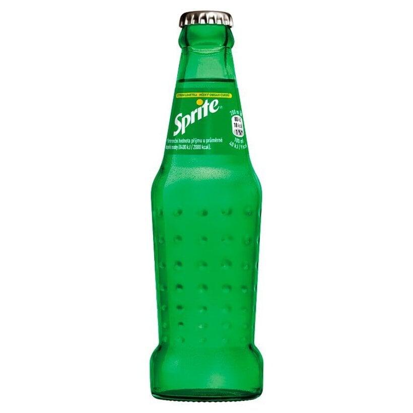 Sprite, citrónová limonáda, 200 ml
