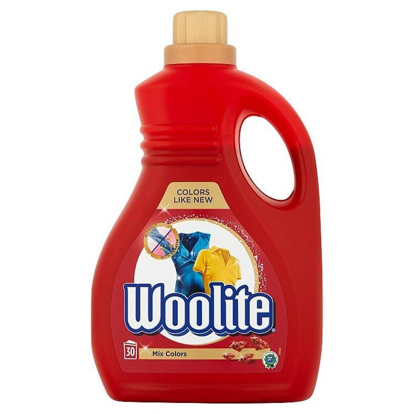 Woolite Mix Colors tekutý prací prípravok 30 praní 1,8 l