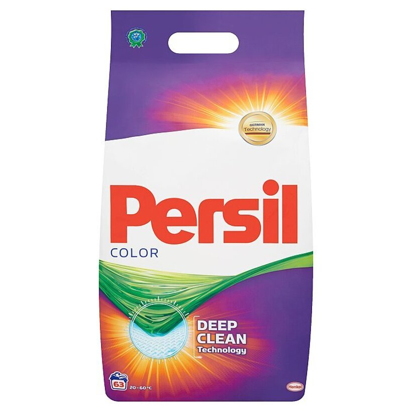 Persil Deep Clean Color prací prášok 63 praní 4,095 kg