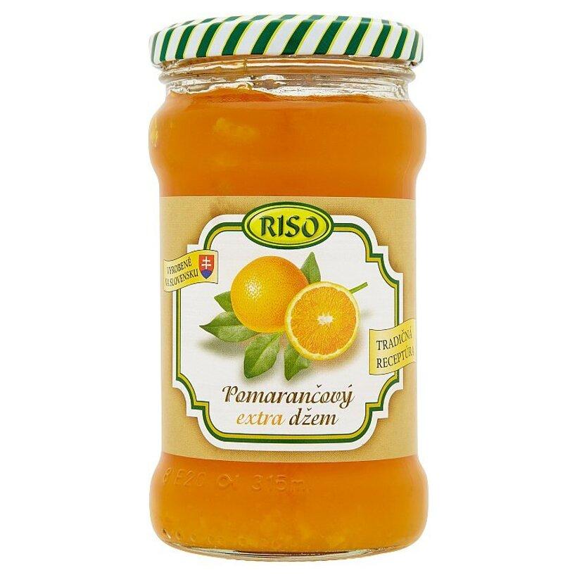 Riso Pomarančový extra džem 340 g