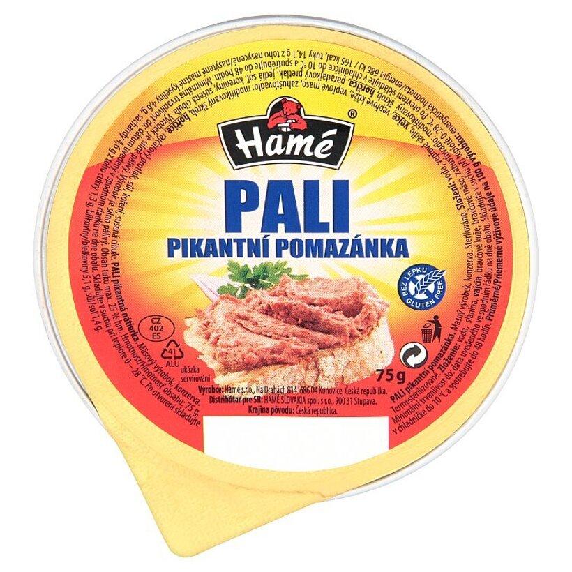 Hamé Pali pikantná nátierka 75 g