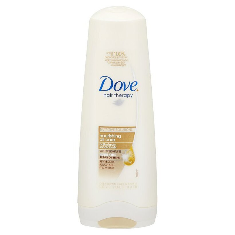 Dove Hair Therapy Nourishing oil care kondicionér 200 ml