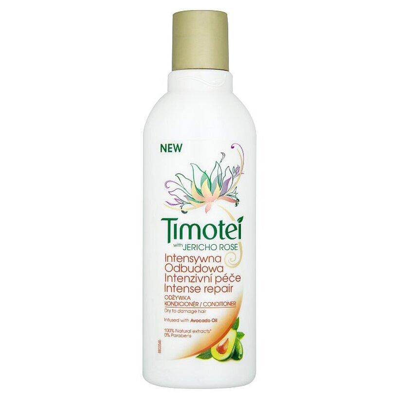 Timotei Intenzívna starostlivosť kondicionér 200 ml