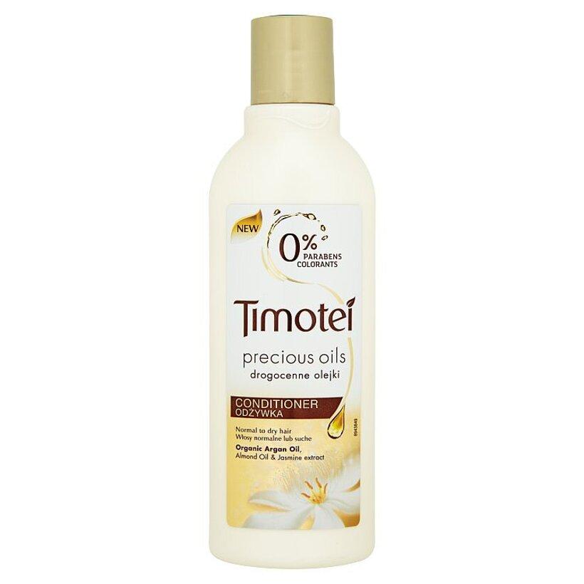 Timotei Precious oils kondicionér na normálne až suché vlasy 200 ml