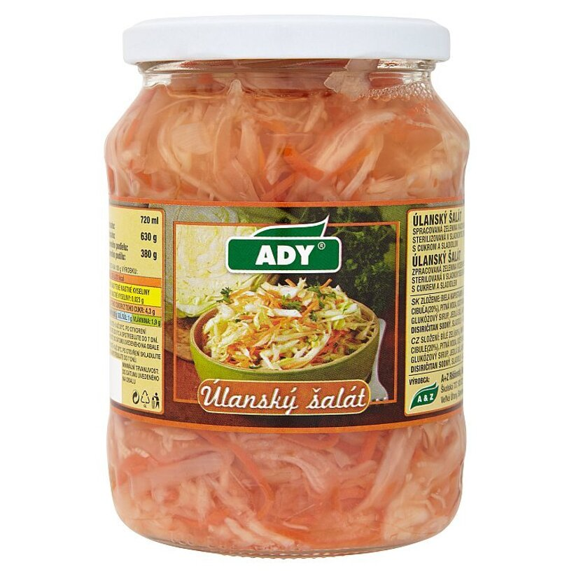 Ady Ulanský šalát 630 g