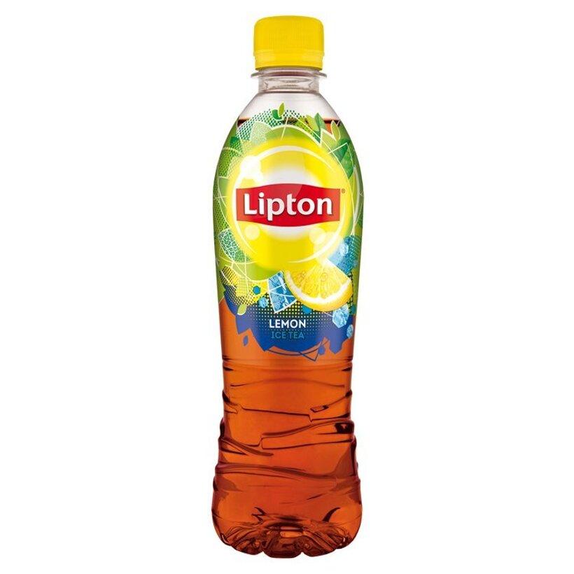 Lipton Ice Tea Ľadový čaj s citrónovou príchuťou 500 ml