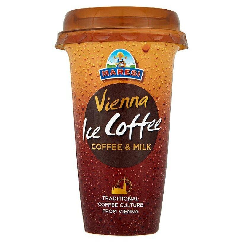Maresi Vienna ľadová káva s mliekom a smotanou 230 ml