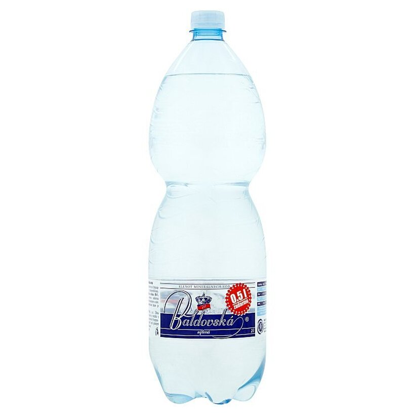 Baldovská Sýtená prírodná minerálna voda 2 l