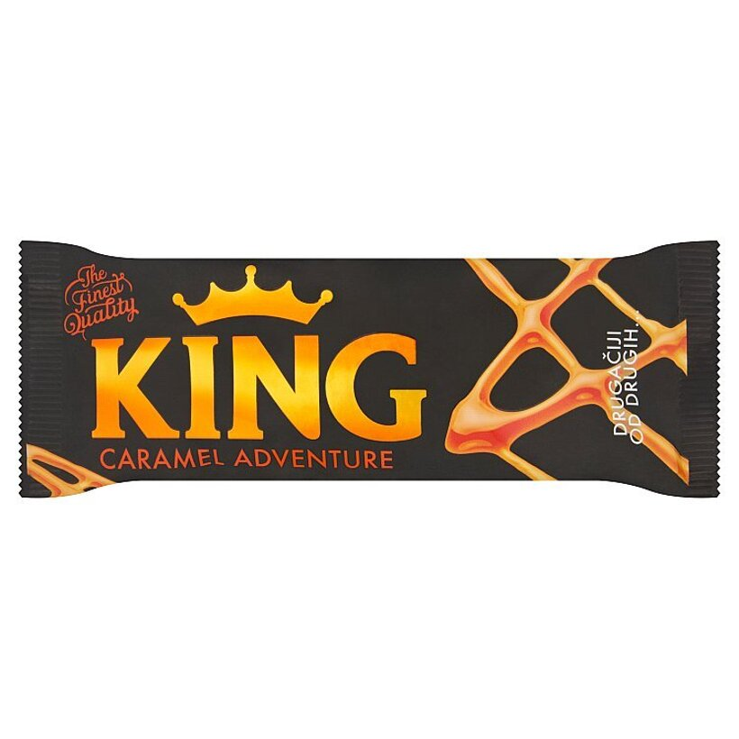 Ledo King Salty caramel 110 ml