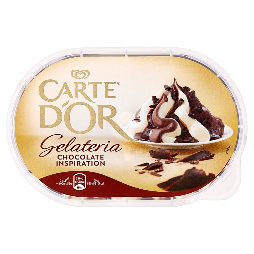 Carte d'Or Gelateria Chocolate Inspiration 900 ml