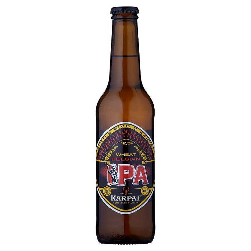 KARPAT Wheat Belgian IPA 330 ml